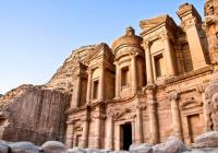 Petra From Tel-Aviv By flights One Day
