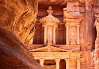 Petra from Jerusalem 1 day by flight