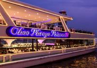 Cruise by Chao Phraya river with Indian Meal