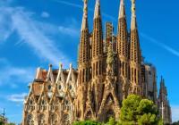Sagrada Familia with English Audioguide and Towers