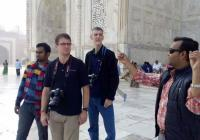 Overnight tour of Agra sunset with boat ride and sunrise Taj Mahal