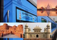 One Day Tour of Taj Mahal by Fastest Train