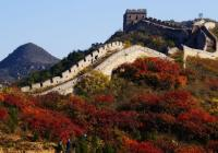 Group Day Tour to Mutianyu Great Wall and Ming Tombs