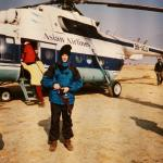 Trek To Everest Base Camp At 16,000 Feet Above Sea