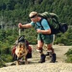 Blind Hiker Bill Irwin Hikes Nearly 6,000 Miles with Help of a Dog