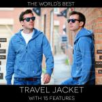 Baubax- The Worlds Best Travel Jacket!