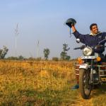 30,000 Kms Across India in 300 days On A Bike