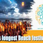 Asia's Longest Beach Festival, Festa De Diu in India