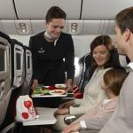 Airlines Economy and First Class Food Comparison