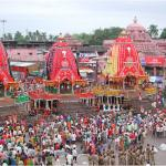 The Divine Experience at Rath Yatra in Puri