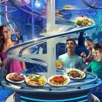 First Roller Coaster Restaurant In Alton Towers Theme Park