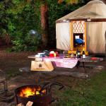 10 Best Places for Glamping in California