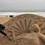 International Sand Art Festival of Konark 2017