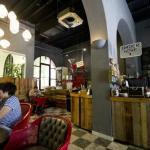 Cafe Cuatro Sombras San Juan