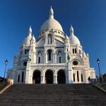 Sacre Coeur Montmartrel