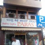 Indra Cafes Paras