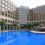 The Novotel Hyderabad