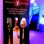 Dining In The Dark Restaurant