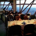 Revolving Restaurant At Kl Tower