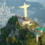 Cristo Redentor On Corcovado