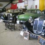 Lomokov Automobile And Motorcycle Museum