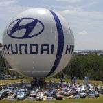 Hyundai Balloon At Montecasino