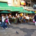 Rue De France Pedestrian Zone
