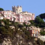 Le Chateau Or The Castle Of Nice