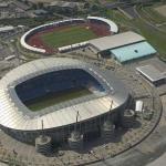 City Of Manchester Stadium Or Etihad Stadium