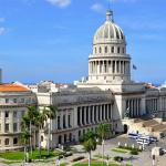 El Capitolio Havana Or National Capitol Building
