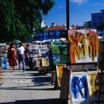 Plaza De La Catedral Artisan Market