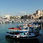 The Port Of Heraklion