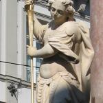 Annasaule, St. Annas Column