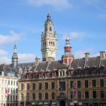 La Vielle Bourse And La Furet Du Nord