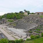 Museum Of Gallo-roman Civilization Or The Odeon And The Roman Amphitheatre