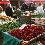 Dolac Farmer Market