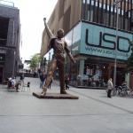 Freddie Mercury Memorial Statue