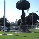 Anti Nuke Sculpture