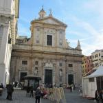 Church Of Jesus And The Saints Ambrogio And Andrea