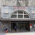 Mount Artxanda Furnicular Bilbao