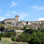 Chateau-fort De Lourdes And The MuseePyreneen
