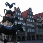 Town Musicians Of Bremen Or Bremer Stadtmusikanten