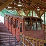 Konigstuhl Funicular Or Bergbahn