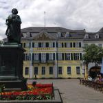 Estatua De Beethoven