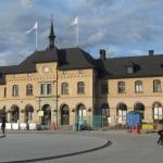 Old Uppsala Train Station