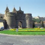 New Gate Of Bisagra