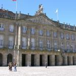Palacio De Raxoi Or Pazo De Raxoi