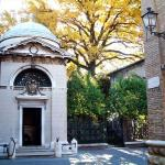 Dantes Tomb And Quadrarco Of Braccioforte