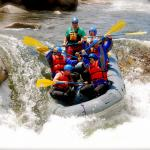 Appalachian Outdoors Whitewater Rafting