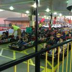 Rockin Raceway Arcade
